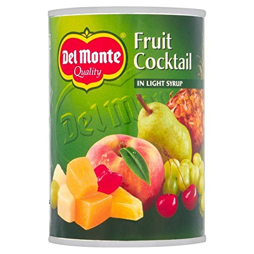 DELMONTE FRUIT COCKTAIL IN LIGHT SYRUP