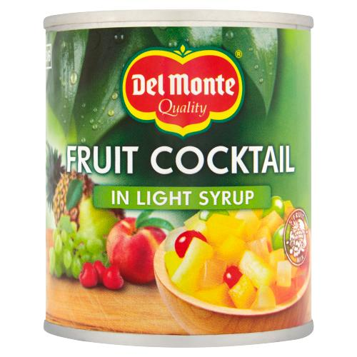 DELMONTE FRUIT COCKTAIL IN SYRUP