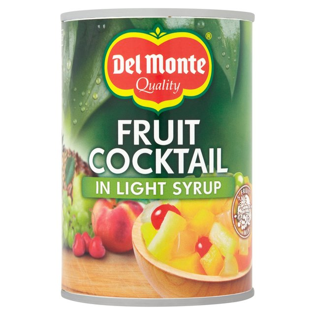 DELMONTE FRUIT COCKTAIL IN LIGHT SYRUP PMAE1.15