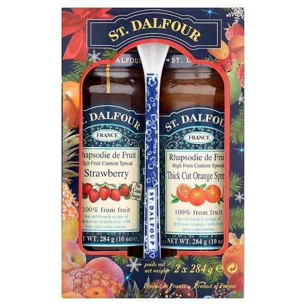DALFOUR GIFT PACK & SPOON