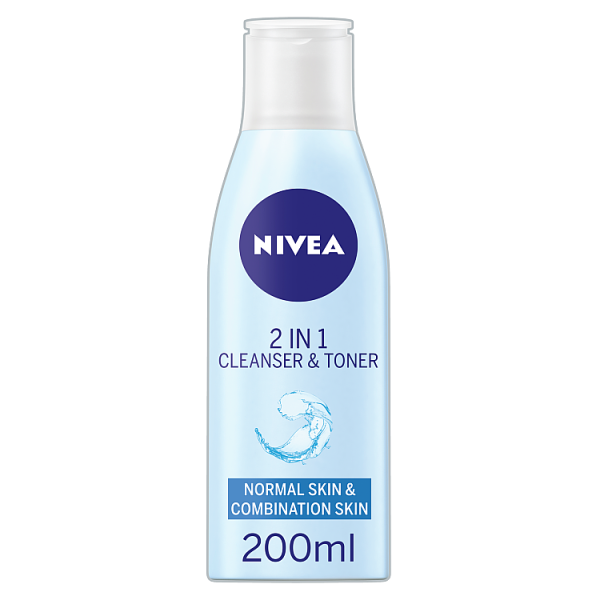 NIVEA DAILY 2IN1 CLEANSER & TONER*