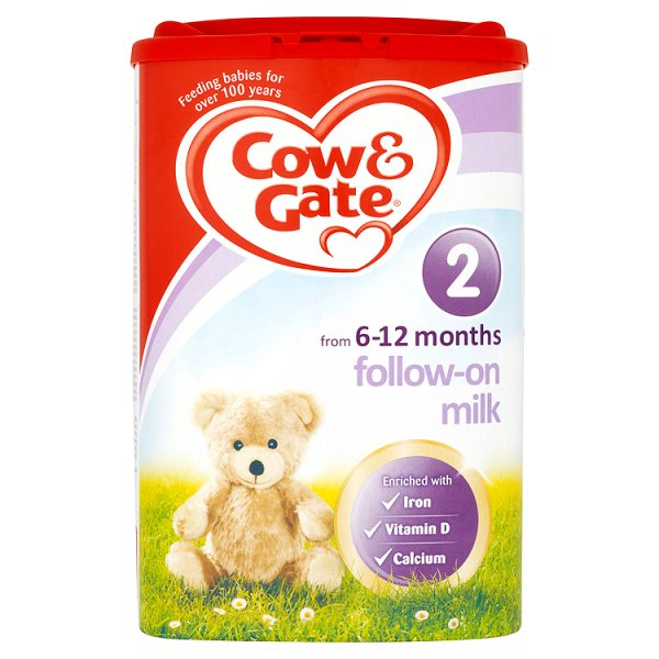 COW&GATE NO2 FOLLOW ON