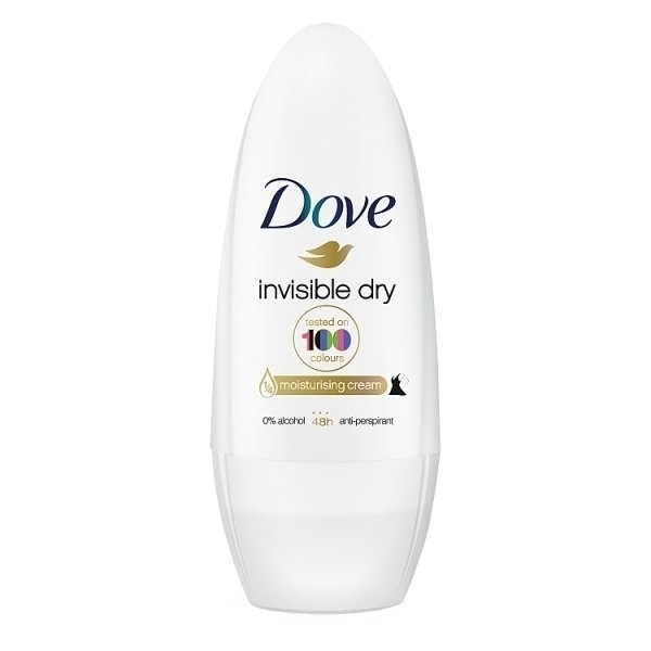 DOVE ROLL ON INVISIBLE