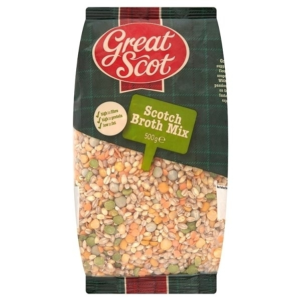 GT SCOT CEREAL BROTH MIX