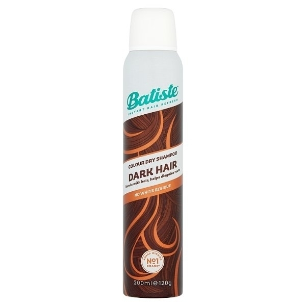 BATISTE DRY SHAMPOO WITH A HINT OF COLOUR DIVINE DARK