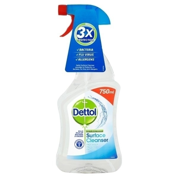 DETTOL ANTI BAC SURFACE CLEANSER TRIGGER