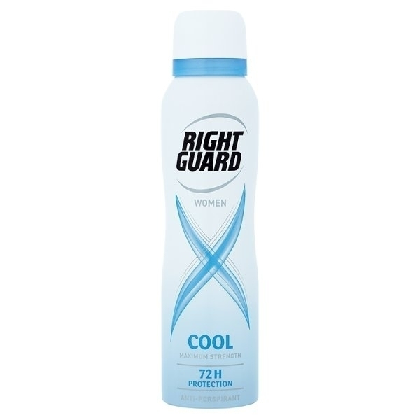 RIGHT GUARD WOMEN XTREME COOL
