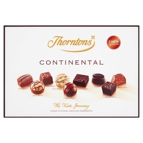 THORNTONS CONTINENTAL MIX PS