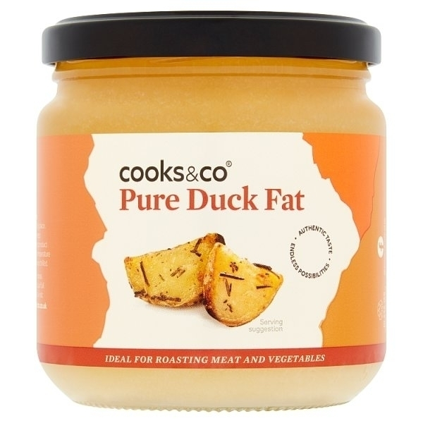 COOKS&CO DUCK FAT PS