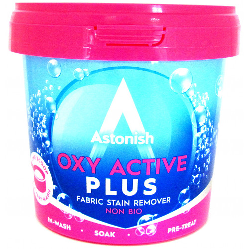 ASTONISH OXY ACTIVE STAIN REMOVER