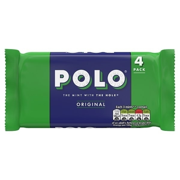 POLO 4 PACK