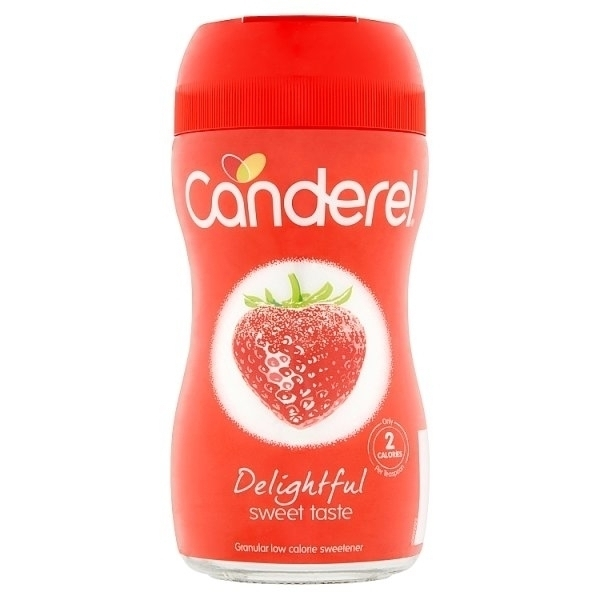 CANDEREL RED GRANULATED SPOONFUL