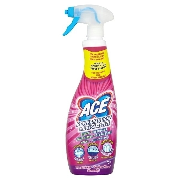 ACE POWER MOUSSE SPRAY