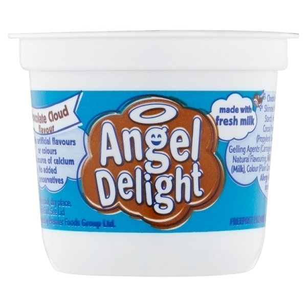 ANGEL DELIGHT CHOCOLATE POT READY TO EAT