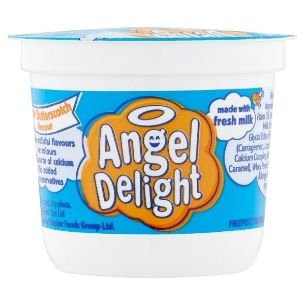 ANGEL DELIGHT BUTTERSCOTCH POT READY TO EAT