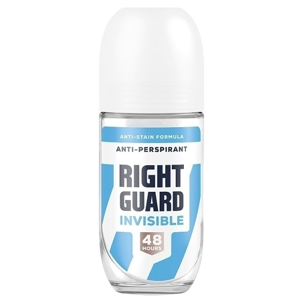 RIGHT GUARD WOMEN TD5 INVISIBLE ROLL ON