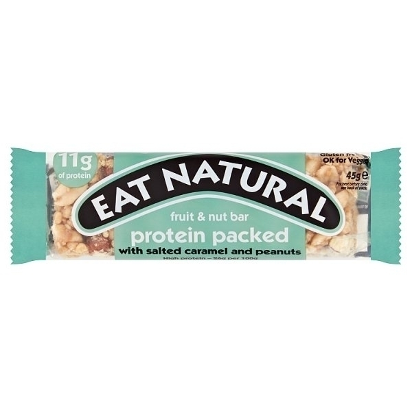 EAT NATURAL PROTEIN PEANUT/SALTED CARAMEL*